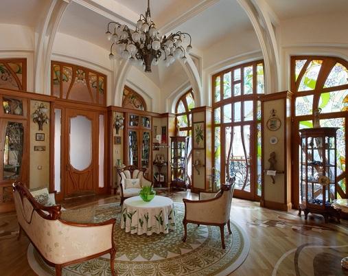 Art Deco Woodwork Design