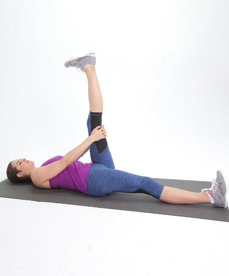 The Hamstring Stretch