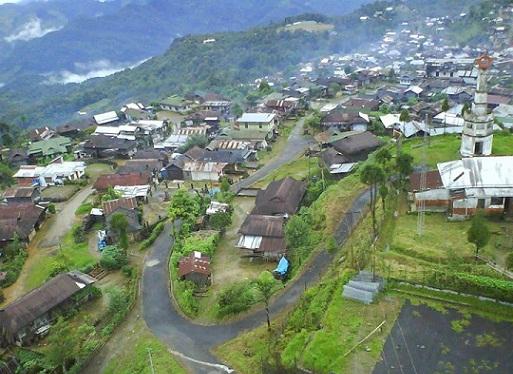 Honeymoon Places in Nagaland-Mokukchung