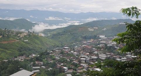 Honeymoon Places in Nagaland-Meluri