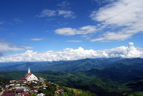 Honeymoon Places in Nagaland-Wokha