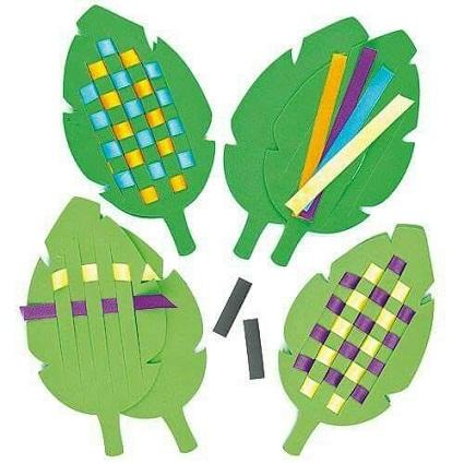 Palm Leaf Craft