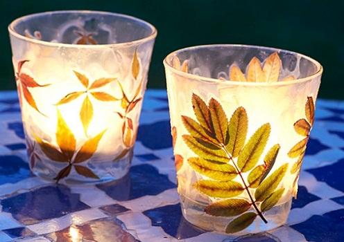 Leaf Lantern Craft