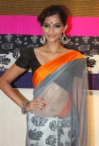 Trendy Indian Low Cut Blouse 6