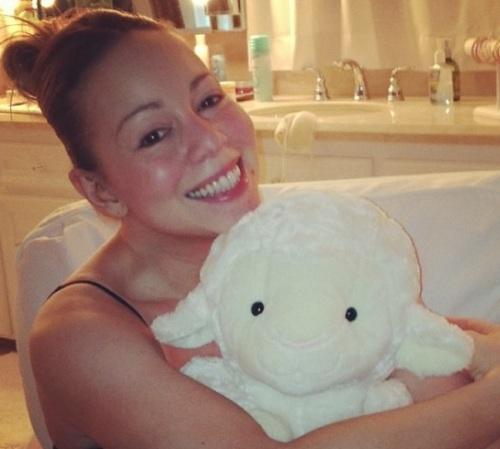 Mariah Carey without makeup 4
