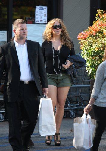 Mariah Carey without makeup 9