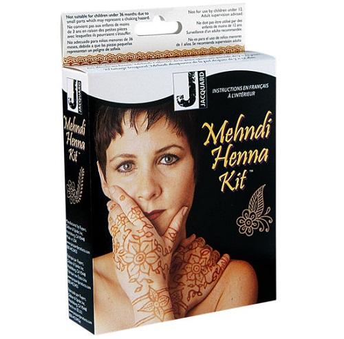 Jacquard Henna Mehndi Kit