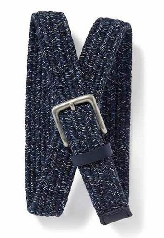 Stretchy Braided Belt