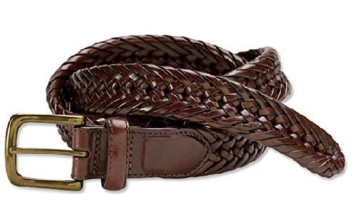 9 Best Men's Braided Belts in Latest Styles