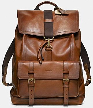 Backpacks Leather Bag