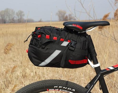 Touring Saddle Bags for Bikes