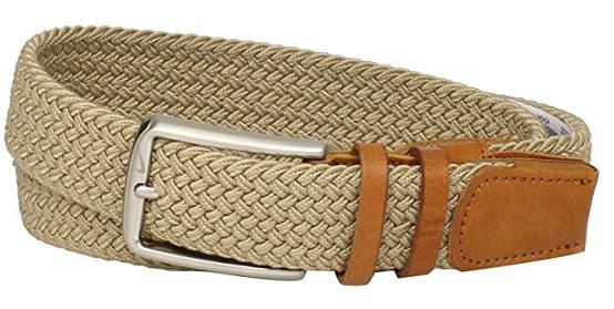 Woven Stretch Belt