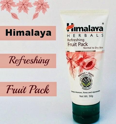 Himalaya Herbals Refreshing Fruit Mask