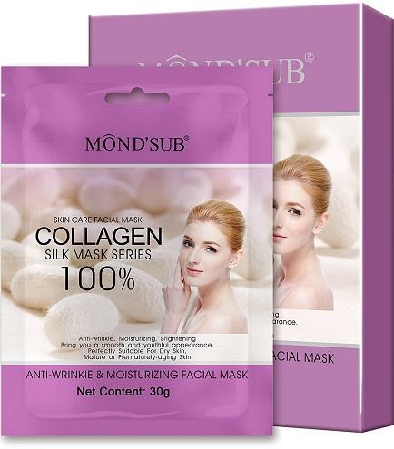 Mond Sub Anti-Wrinkle Moisturizing, Nourishing, & Hydrating Face Mask