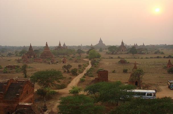 bagan_myanmar-tourist-places