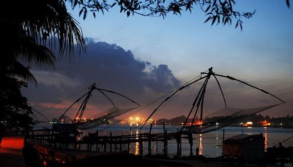 Kerala's Marine Drive