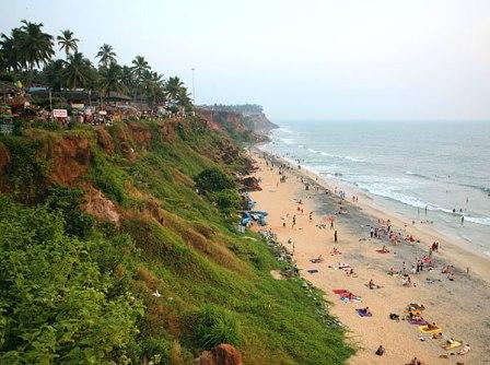 Scenic places in kerala