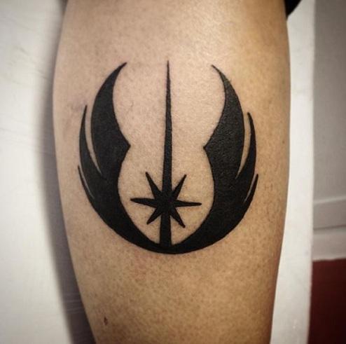 Cool Star Wars Tattoo