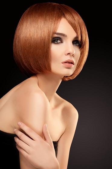 Straight bob hairstyless 3