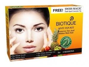Biotique Anti Tan Facial kit