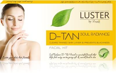 Luster DE tan soul Radiance Facial kit