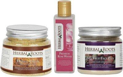 Herbal Roots Anti Tan Facial Kit