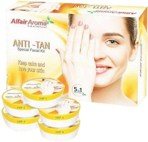 Alfair Aroma Anti Tan Special Facial Kit