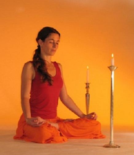 Trataka Yoga for Dark Circles
