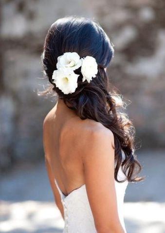 Beach Wedding Hairstyles 8