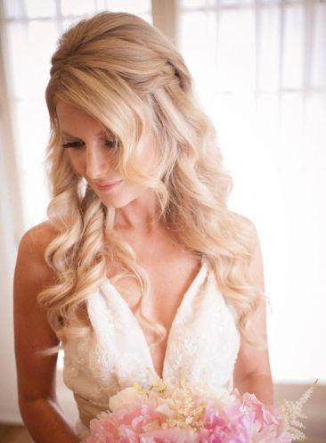 Beach Wedding Hairstyles 9