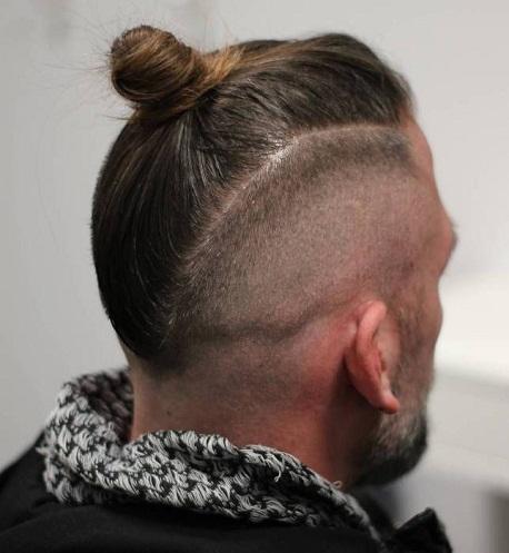 Man Bun Hairstyles6