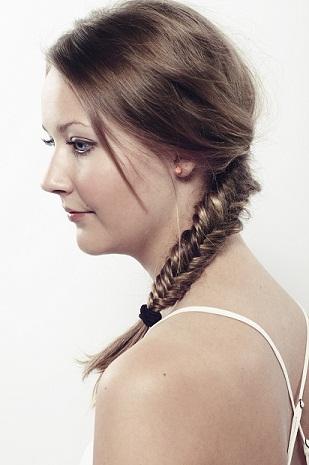 Braided Hairstyles for medium hair