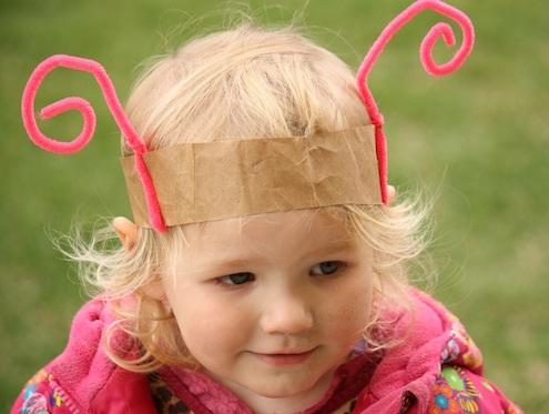 Bug Headband Craft