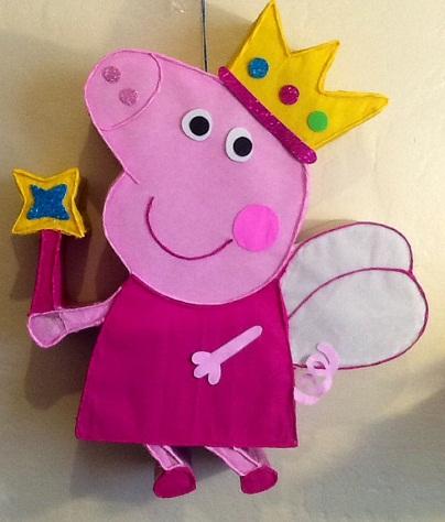 Fairy Peppa Pig Crafts