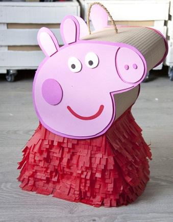 Handmade Peppa Pig Crafts