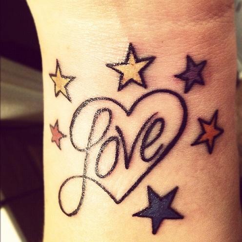 beatles tattoos