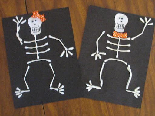 Cotton Skeleton