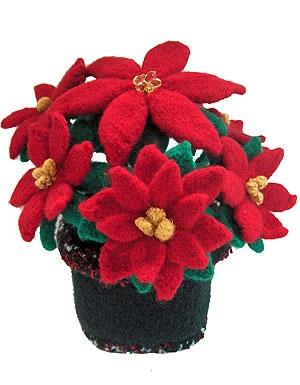 Alluring Plant Poinsettia Crafts