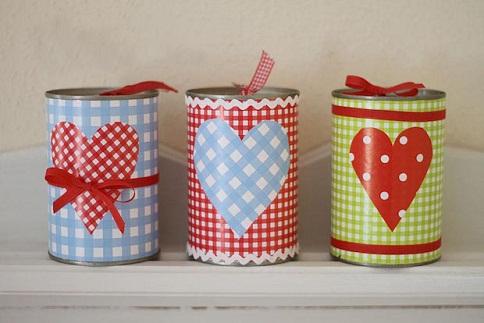 Tin Can Gift Box Craft