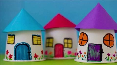Paper Cup Village