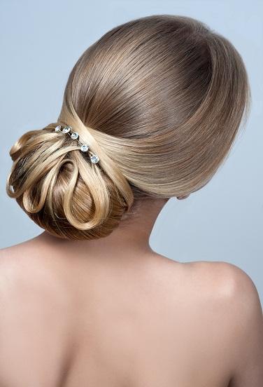 Chic Bun Hairstyles 2