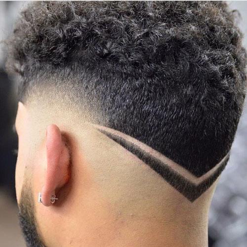 Long V Shaped Haircut