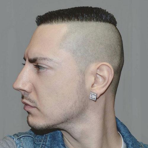 Cool Marine Haircut