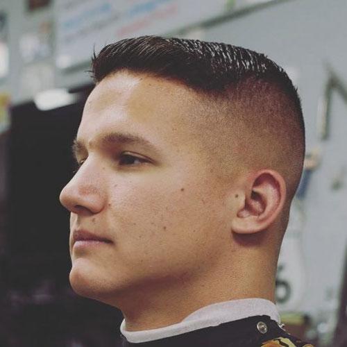Corps Marine Haircut