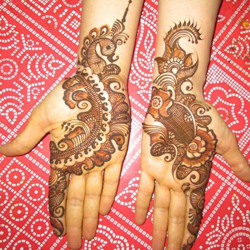 Ajay Mehndi Designs