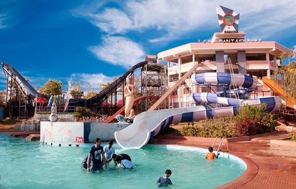 Famous Parks in Mysore-GRS Fantasy Park