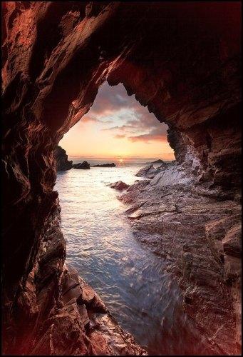 Englands Sea Cave