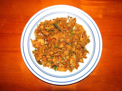indian street food chennai