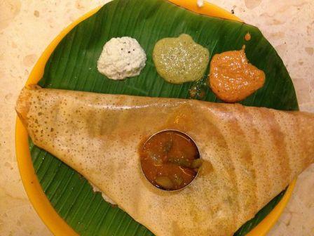 street food in anna nagar