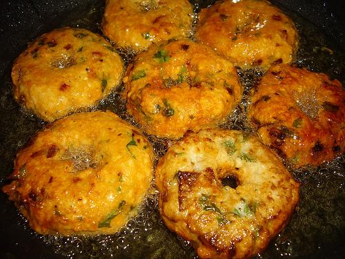 Road Side Food In Anna nagar